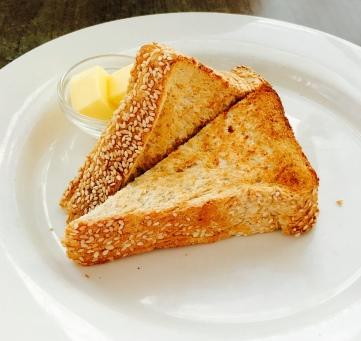 Doorstop toast
