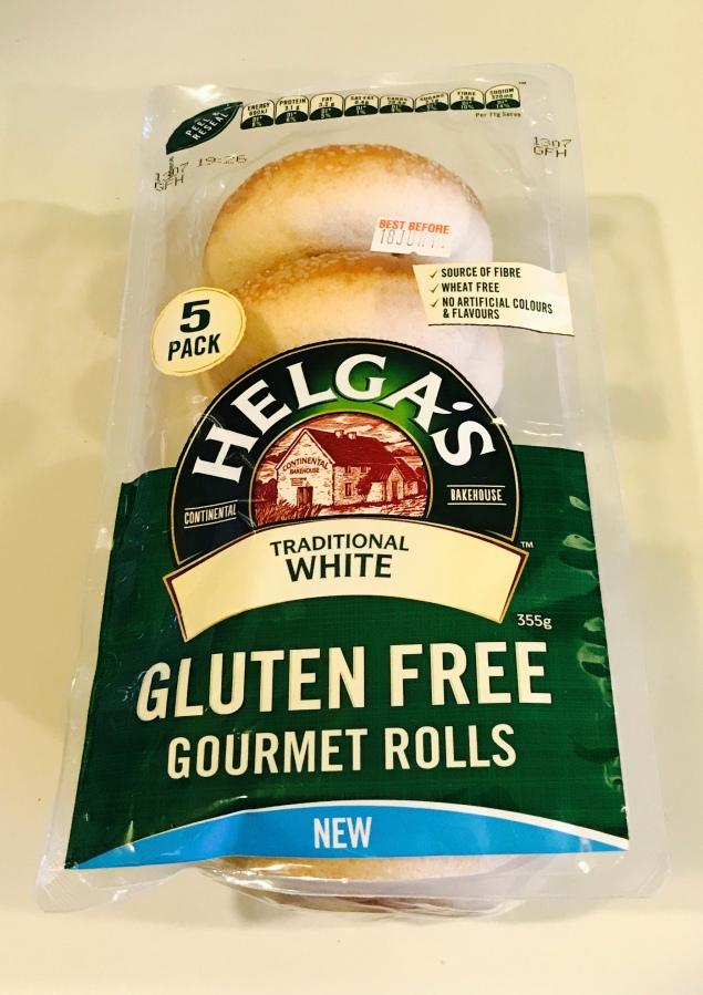 """Helga's """"Gourmet"""" rolls"""