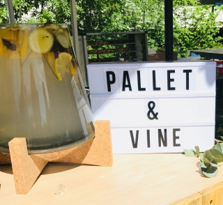 Pallet and Vine memonade mimosa