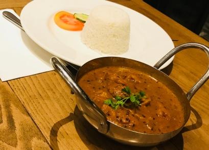 Fijian fish curry