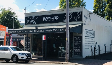Raw and Wild Market and Cafe